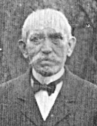 Wilhelm Marwell, Ehemann von Justine Düwelshöft