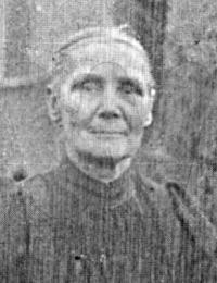 Justine Düwelshöft, Ehefrau von Wilhelm Marwell