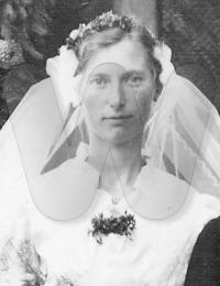 Wilhelmine Meyer, Ehefrau